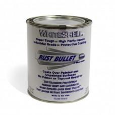 Rust Bullet White Shell (1 Qrt)